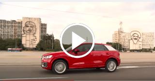 Audi estrena un nuevo modelo en Cuba