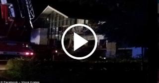 Una explosión en un Centro Deportivo en Bélgica, cobra la vida de al menos una persona