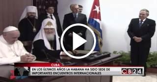 ¿Se convierte Cuba en tierra de reconciliación?