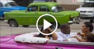 Las Kardashian de paseo por La Habana