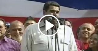 """""""En España hace falta un Maduro"""" según el presidente de Venezuela"""