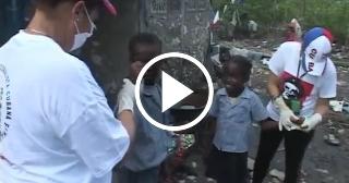 Médicos cubanos detienen epidemia de paludismo en Haití