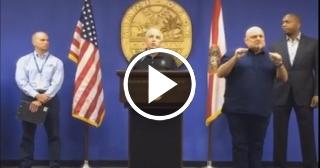 Autoridades del Condado Miami-Dade alertan sobre proximidad de fuertes lluvias