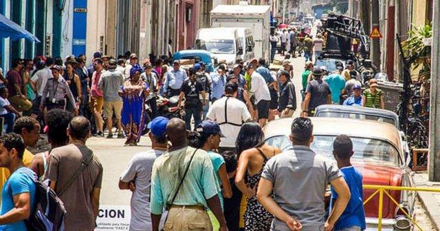 Fast & Furious paga a cubanos