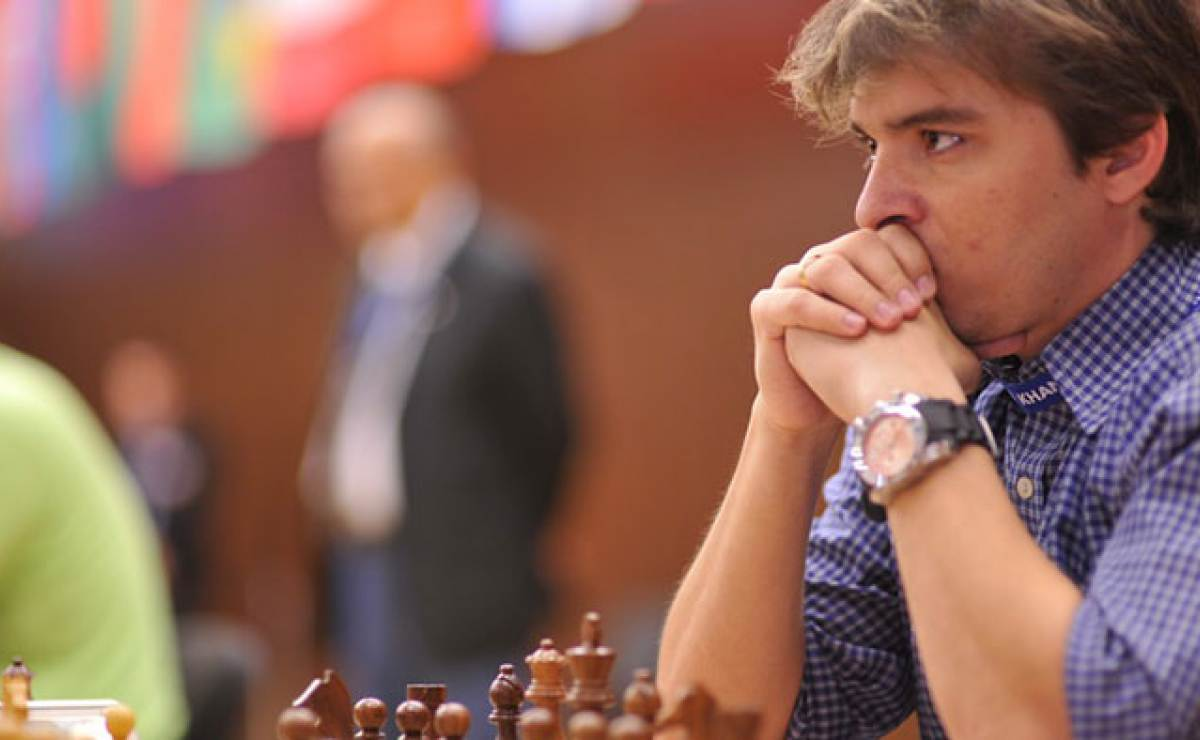 Ajedrecista cubano Lázaro Bruzón logra segunda victoria en