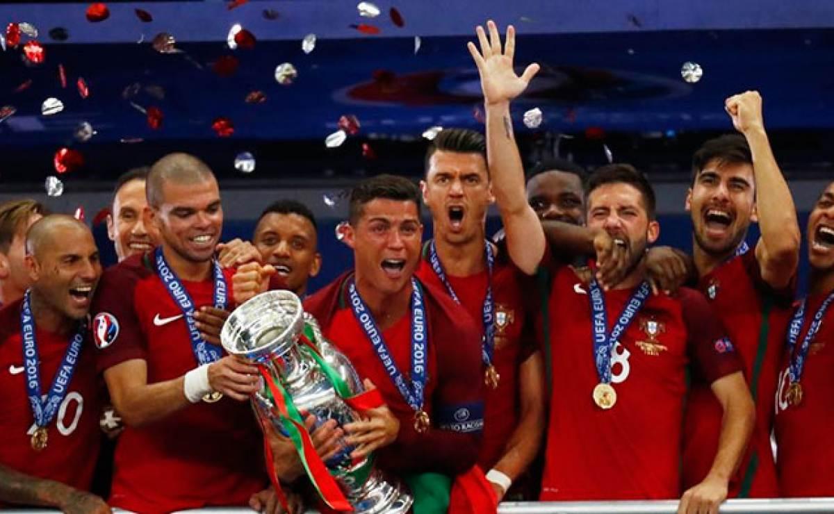 Sin Cristiano, Portugal gana la primera Eurocopa de su historia