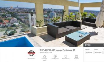 Airbnb en La Habana
