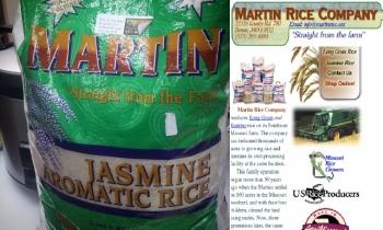 arroz procedente de Missouri, Estados Unidos